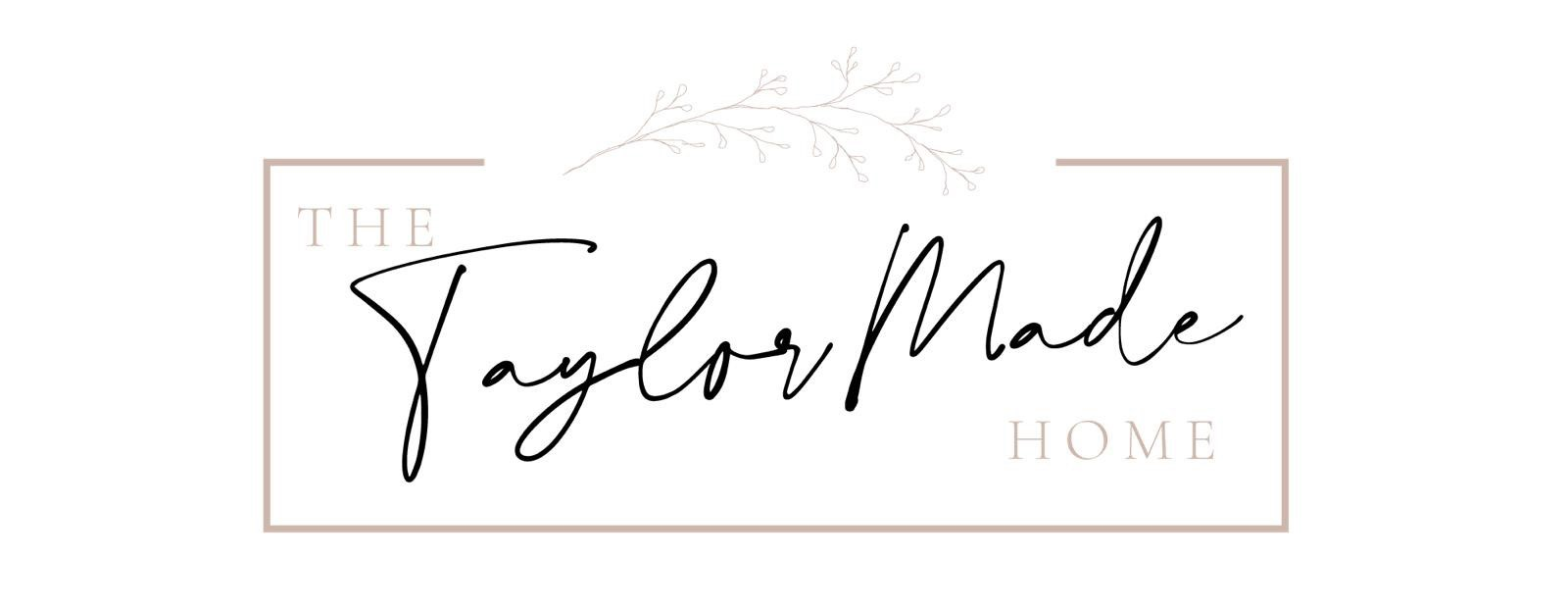 @thetaylormadehome on instagram